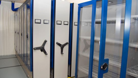 Healthcare Storage for Hospital Lab