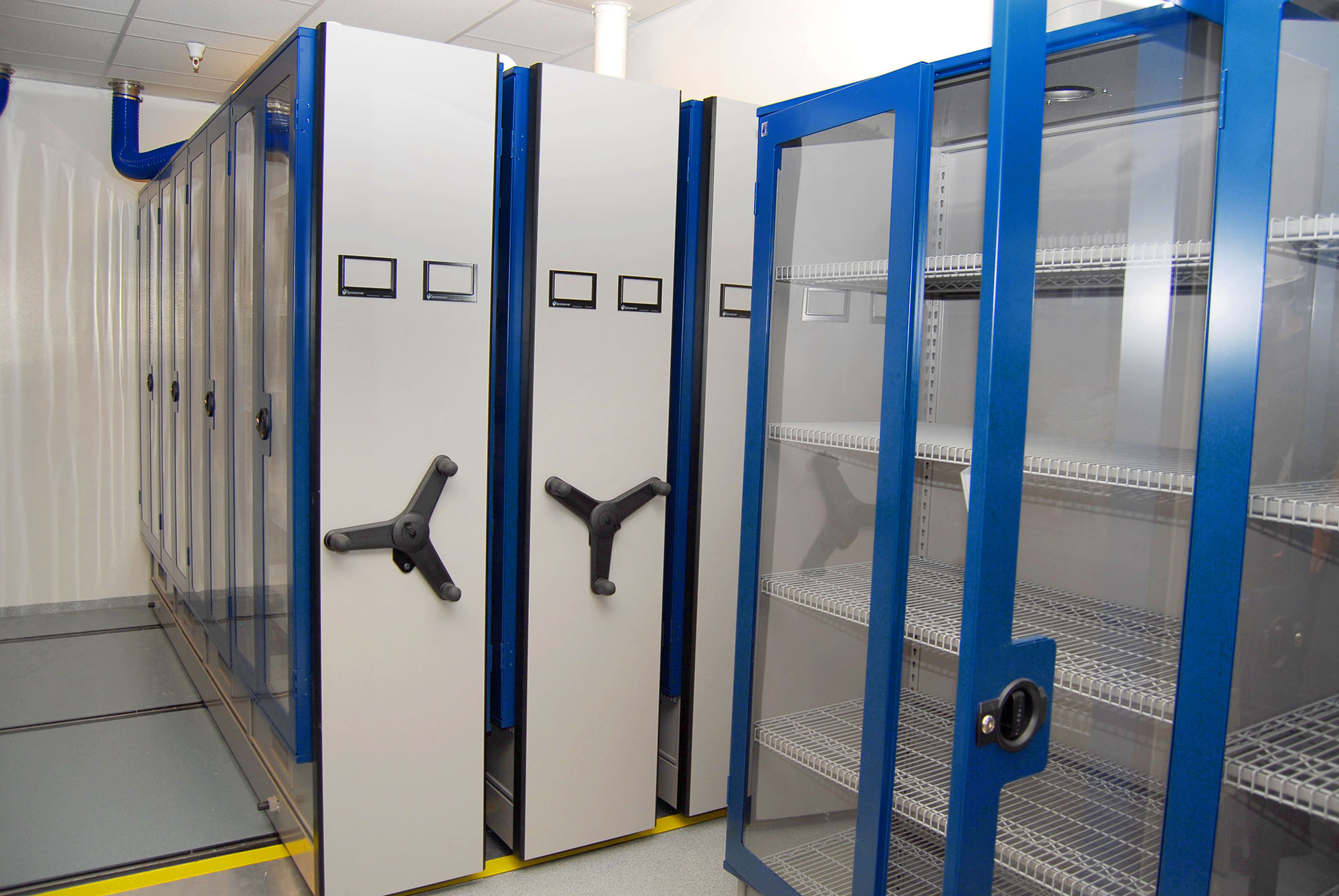 Mobile Cold Storage