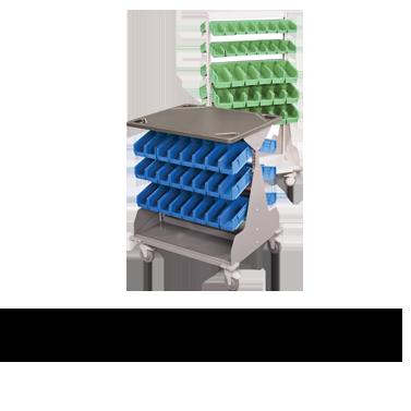 WRX Wheels Modular Cart system - transport system