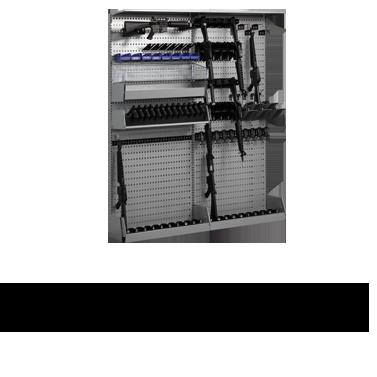 Modular WeaponWRX Storage System