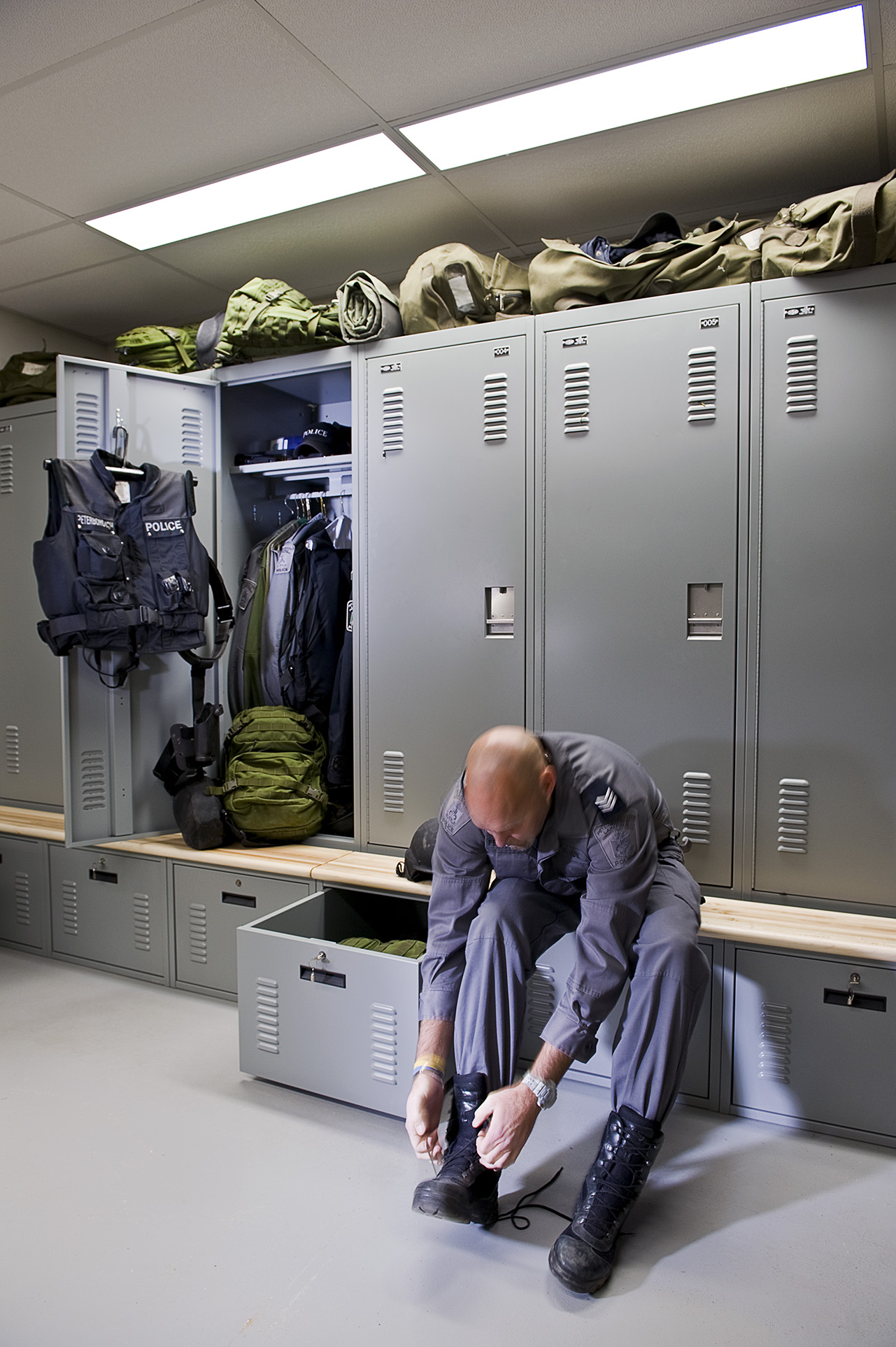 Personal Locker Storage Spacesaver Solutions Inc