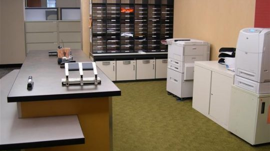 mailroom sorter