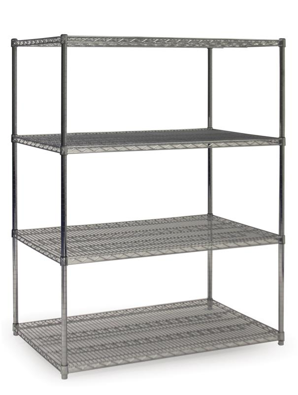 Metal Supply Shelving
