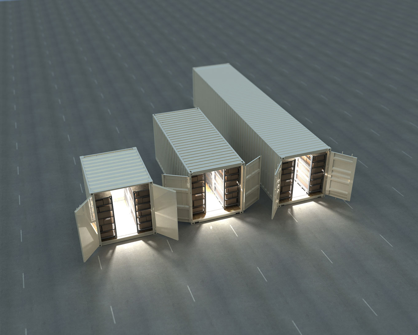 Container Warehouse can Transform any Size Container