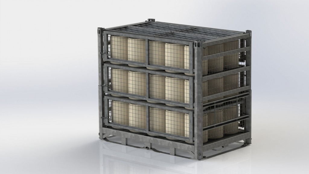 Hazmat Materials Storage