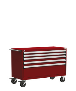 rousseau mobile cabinet