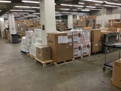Regular Storage room