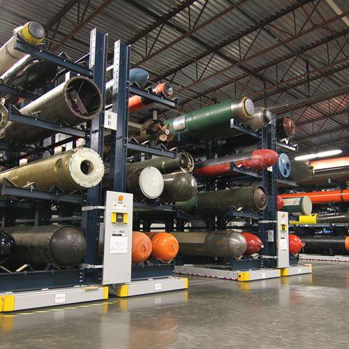Torpedo Storage