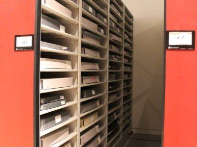 Mariner's Museum Storage by Spacesaver Storage Solutions