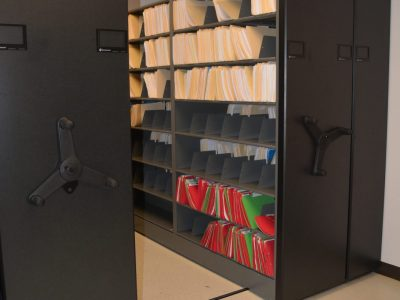 Spacesaver Storage Solutions improves file storage for Social Services