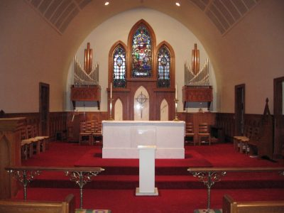 Movable Altar helps meet multiple church needs