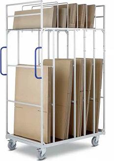 Cardboard Cart