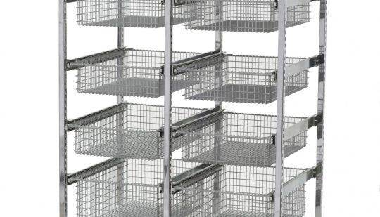 Smart Cell Storage Shelf