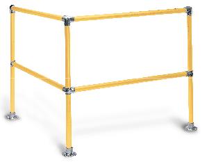 Corner Hand rails
