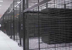 Multiple Data Center Cages