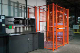 Drivers' cages