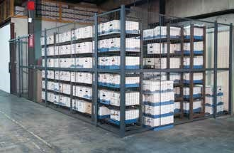 Secure Evidence Storage