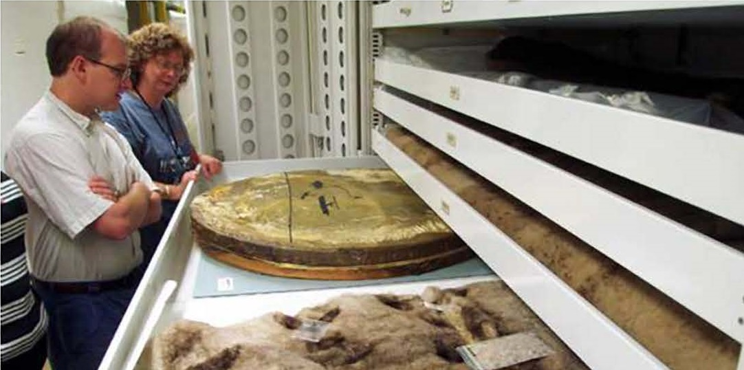 Museum Archival Storage