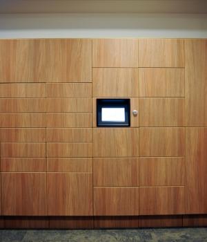 Package Locker System