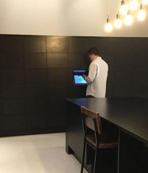 Spacesaver Storage Solutions installed Smart Lockers
