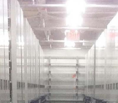 High Bay Storage Option