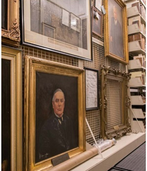 Art Museum Storage