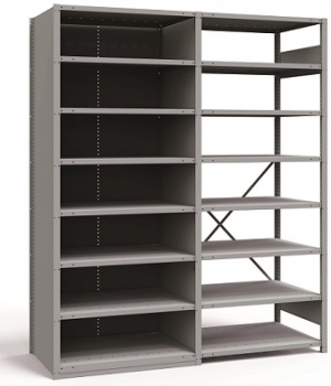 spider shelving