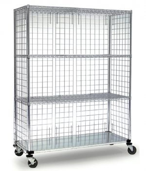 MED Series Hospital Cart