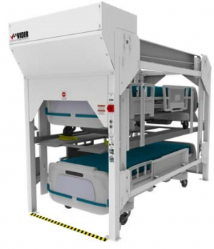 Vidir two bed lift option